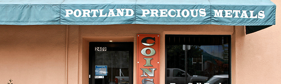 Portland Metals and Coins